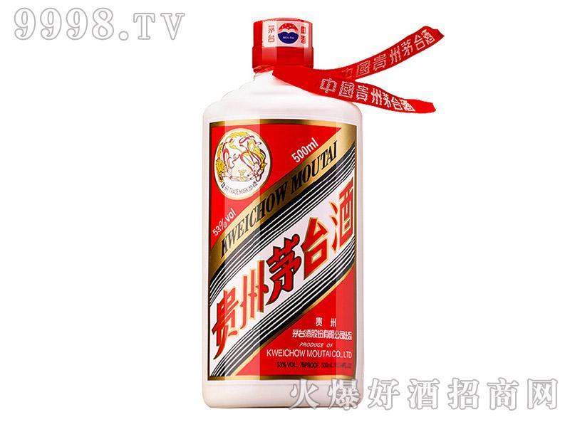 贵州飞天茅台53度酱香型白酒(瓶)