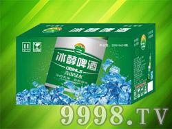 青山绿水啤酒冰醇330ml(箱)