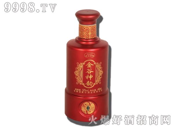 金谷神韵酒52度