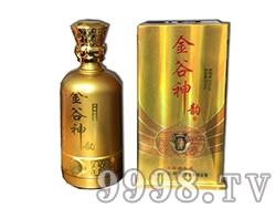 金谷神韵酒贵宾42度(黄盒)