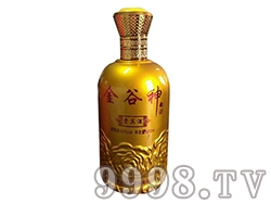 金谷神韵酒贵宾52度黄瓶