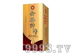 金谷神韵酒贵宾(黄盒)