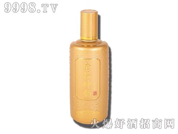 金谷神韵酒贵宾(黄瓶)