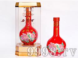 西凤酒-一品至尊10-52度