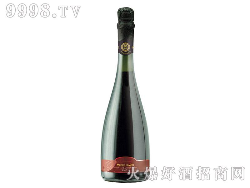 意大利梅第奇爱梅塔酒庄-蓝沐斯库乔里甜型起泡葡萄酒