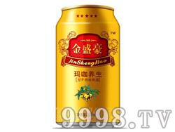 金盛豪玛咖养生特制啤酒10°