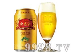 金盛豪玛咖养生啤酒
