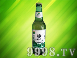 青山绿水啤酒纯生风味330ml