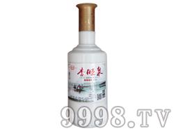 永难忘-杏旺泉酒(白瓷瓶)
