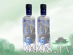 卧龙泉酒纯6--41.6度