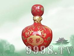 浓香五斤红坛原浆酒53度