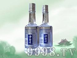 卧龙泉老白干酒小银标55度