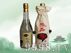 极品卧龙泉酒-39度