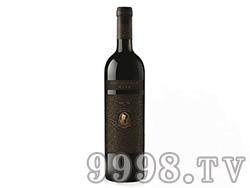 戎子酒庄 小戎子黑标干红葡萄酒(2012)750ML