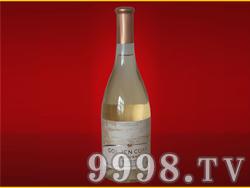 金色海岸珍藏高级莎当妮干白葡萄酒(金标)