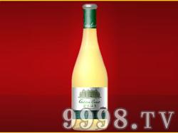 金色海岸莎当妮干白葡萄酒(绿标)