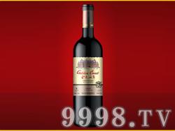 金色海岸赤霞珠红葡萄酒