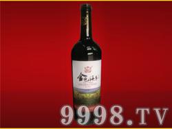 金色海岸手选珍藏干红葡萄酒