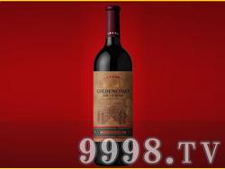 金色海岸五星窑藏干红葡萄酒