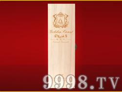 金色海岸蛇龙珠2000干红葡萄酒礼盒