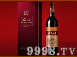 金色海岸红色经典干红葡萄酒