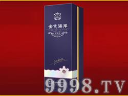 金色海岸干红葡萄酒(蓝盒)