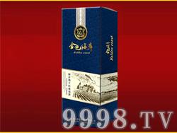 金色海岸解百纳干红葡萄酒(蓝盒)