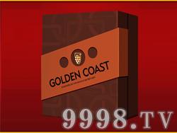 金色海岸葡萄酒出口礼盒