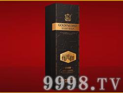 金色海岸珍藏级赤霞珠干红葡萄酒(黑盒)