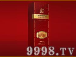 金色海岸珍藏级赤霞珠干红葡萄酒(红盒)