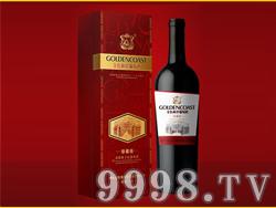 金色海岸珍藏级赤霞珠干红葡萄酒(红)