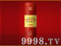 金色海岸高级窑藏干红葡萄酒1988