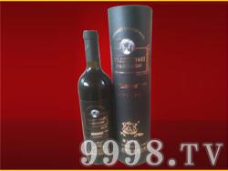 金色海岸庄园干红葡萄酒(黑筒)