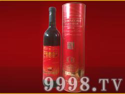金色海岸橡木桶陈酿干红葡萄酒(红筒)