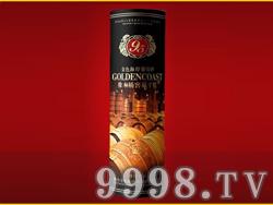 金色海岸橡木桶窑藏95干红葡萄酒