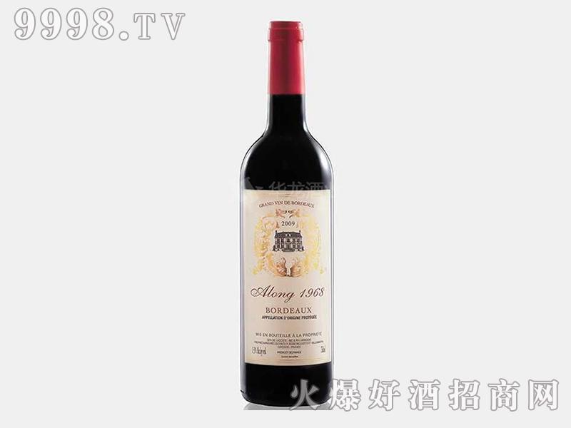 奥隆1968波尔多红葡萄酒2009