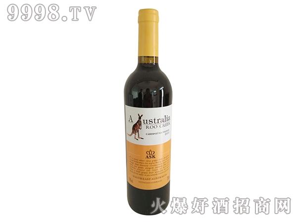 飞奔袋鼠霞多丽葡萄酒