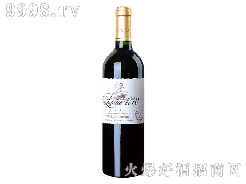 法国拉菲1770・超级波尔多干红葡萄酒