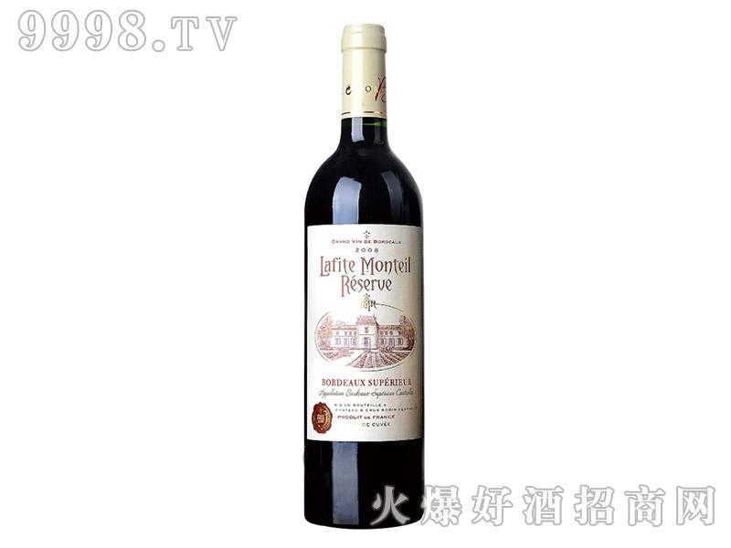 法国拉菲蒙特尔・超级波尔多干红葡萄酒