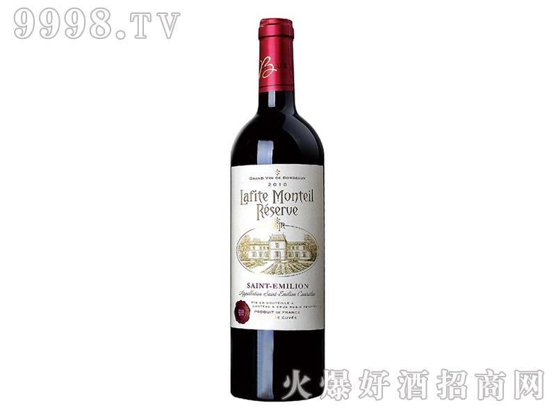 法国拉菲蒙特尔・圣爱美隆干红葡萄酒