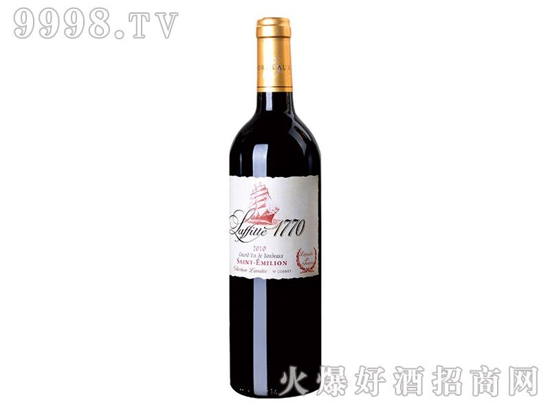 法国拉菲1770・圣爱美隆干红葡萄酒