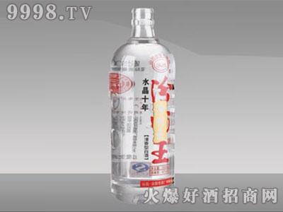 瑞升玻璃酒瓶 · 汾阳王
