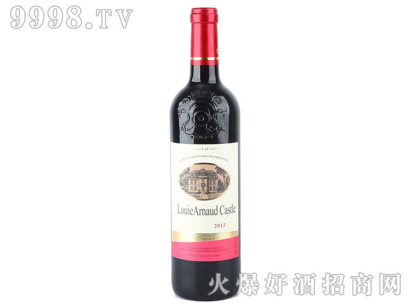 法国波尔多进口红酒