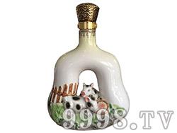 个人纪念收藏定制酒(猪)