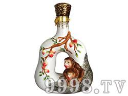 个人纪念收藏定制酒(猴)