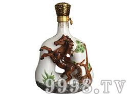 个人纪念收藏定制酒(马)