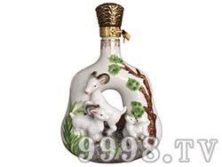 个人纪念收藏定制酒(羊)