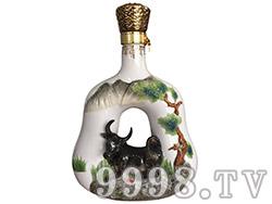 个人纪念收藏定制酒(牛)