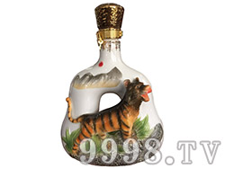 个人纪念收藏定制酒(虎)