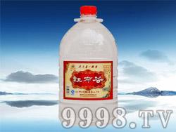 红布谷酒醇柔4.5L